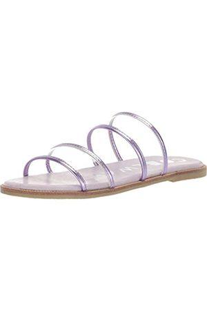 Coolway Merci Slide Damen Sandale, Violett (Lil)