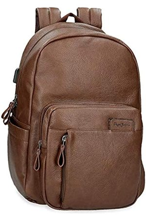 Pepe Jeans Pepe Jeans Wilton Laptop-Rucksack 32x44x15 cms Synthetisches Leder 15