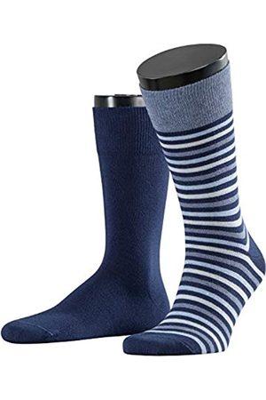 Esprit Herren Socken & Strümpfe - Herren Multistripe 2-Pack M SO Socken