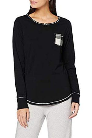 Hatley Damen Longsleeves - Damen Long Sleeve Pyjama Top Pyjamaoberteil Small