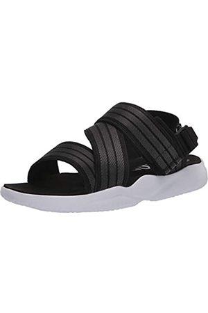 adidas Damen 90er Jahre Regular Fit Swim Slide Sandalen, (Core Black/Grey Six/Ftwr White)