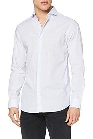 SELECTED Herren Business - Herren SLHSLIMSEL-Joey Shirt LS B NOOS Businesshemd