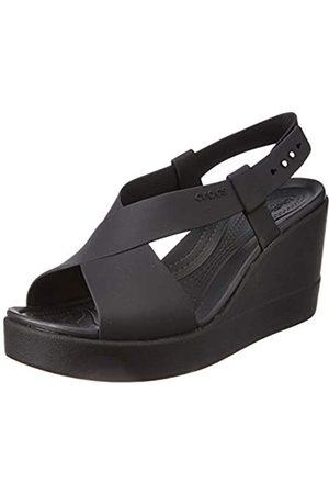 Crocs Damen Brooklyn High Wedge W Freizeit Flip Flops und Sportwear Women, Multicolor ( / )