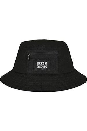 Urban classics Urban Classics Unisex Canvas Logo Bucket Hut