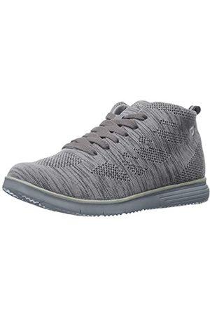 Propet Propet Women's Travelfit Hi Walking Shoe, Lt Grey