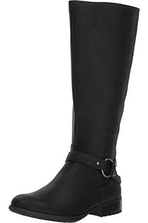 Lifestride Damen X-Felicity Wide Calf Tall Shaft Boot Kniehoher Stiefel