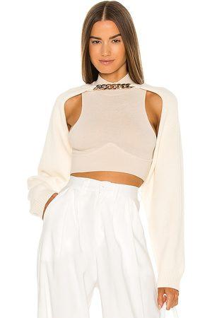 Bubish Ava Knit Bolero Pullover in .