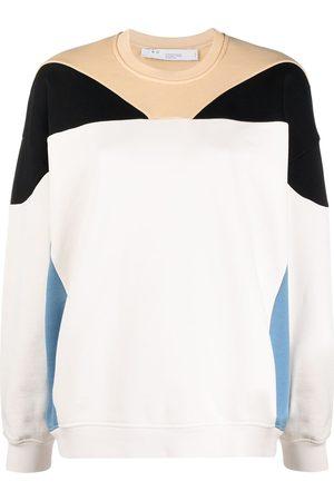 IRO Sweatshirt in Colour-Block-Optik