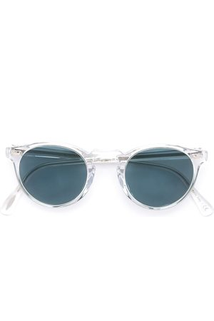 Oliver Peoples Gregory Peck' Sonnenbrille - Nude