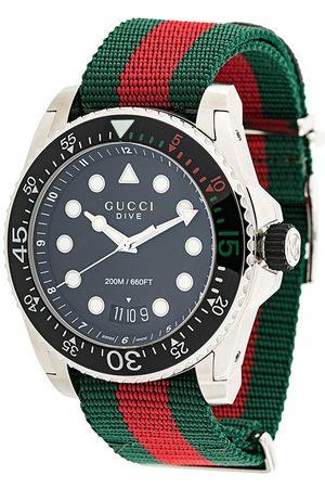 Gucci Dive XL' Armbanduhr, 40mm
