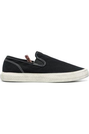 adidas Slip-On-Sneakers mit Kontrastnähten