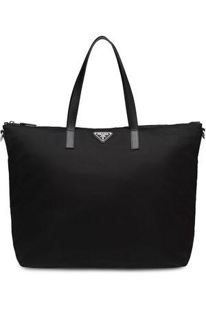 Prada Herren Handtaschen - Shopper mit Logo