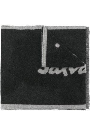 adidas Intarsien-Schal mit Logo