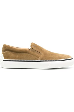 Tod's Slip-On-Sneakers mit dicker Sohle
