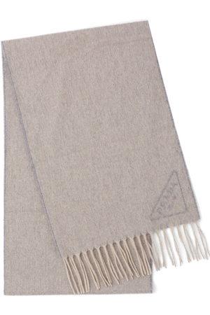 adidas Schal mit Intarsien-Logo