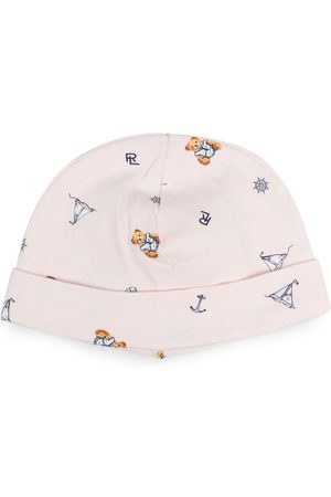 Ralph Lauren Mütze mit Polo Bear-Print