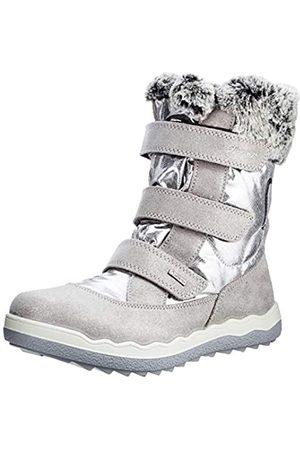 Primigi PRIMIGI Girls PFZGT 63815 Snow Boots, Grigio/Argento