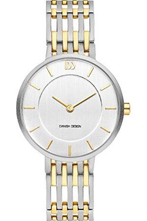 Danish Design Danish Design Damen Analog Quarz Uhr mit Titan Armband 3326614