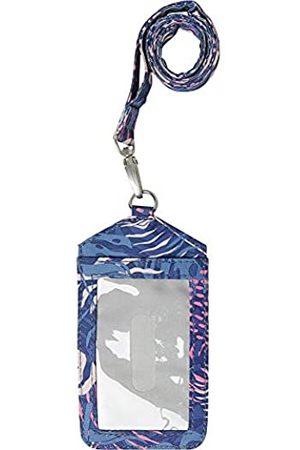 Baggallini Unisex-Erwachsene (Nur Gepäckträger) Ausweis-Umhängeband (Blau) - LAY491