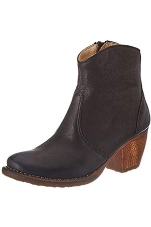 Neosens Damen Munson Halblange Stiefel, Black
