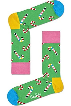 Happy Socks Herren Candy Cane Socken