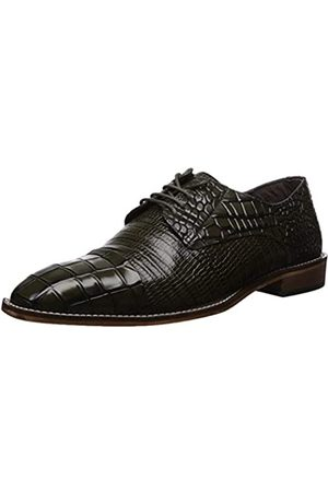 Stacy Adams Stacy Adams Talarico Herren Oxford-Cap-Toe, Grn (olivgrün)