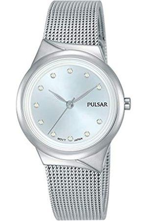 Pulsar PulsarQuarzDamen-UhrEdelstahlmitMetallbandPH8439X1