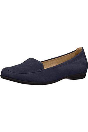 Naturalizer Damen Saban Slip-On Loafer, (Navy)