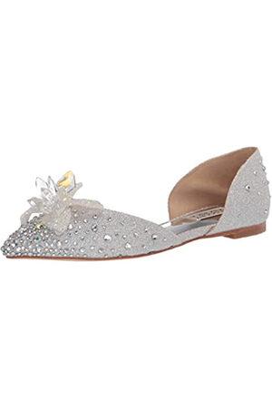 Badgley Mischka Damen Haddie Loafer, flach, ( Glitter)