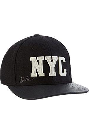 Schott NYC Herren Capwool 2 Baseball Cap