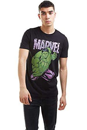 Marvel Marvel Herren Hulk Uppercut T-Shirt
