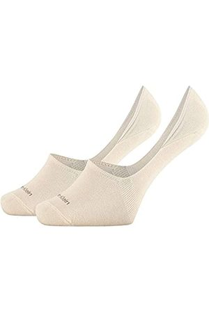 Calvin Klein Socks Mens CK WOMEN LINER 2P SPARKLE STRIPE ALICE Socks