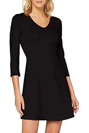 Armani Womens Business Casual Dress, Black