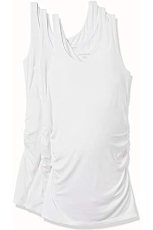 Amazon Maternity 3-Pack Rouched Tank Top T-Shirt