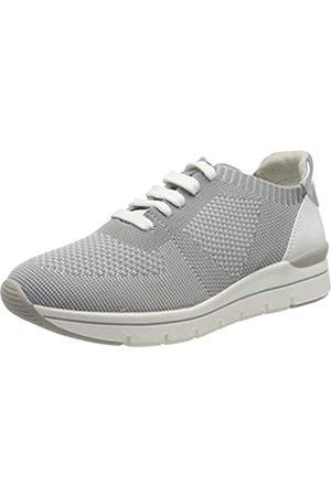 Marco Tozzi Damen 2-2-23785-24 Sneaker, (Grey Comb 221)