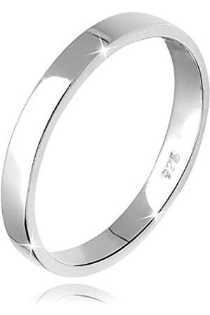 Elli Elli Ring Damen Basic Bandring in 925 Sterling