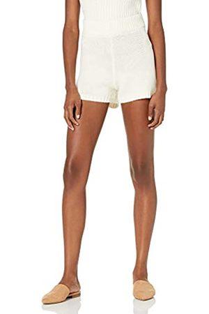 THE DROP Strick-Shorts Adrienne für Damen, zum Hineinschlüpfen