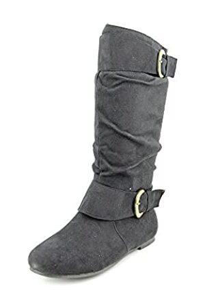 Brinley Co Damen Pirie 05 Slouch Boot Regular & Wide Calf