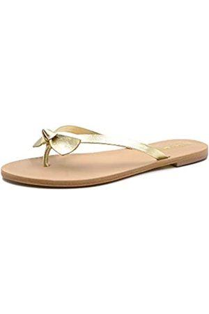KAANAS Damen MACAPA Flache Sandale