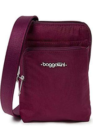 Baggallini Damen Anti-Theft Activity Crossbody Bag Umhängetasche
