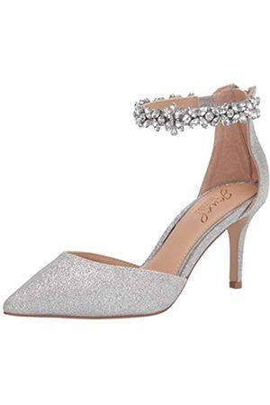Badgley Mischka Jewel by Badgley Mischka Damen Raleigh Pumps, ( Glitter)