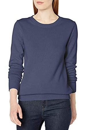Amazon 100% Cotton Crewneck Sweater Pullover