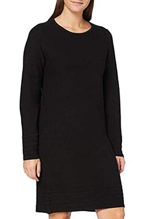 Blue Seven Damen Strickkleider - Damen Strickkleid, Rundhals Kleid