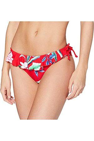Pour Moi Damen Miami Brights Frill Brief Bikini-Unterteile