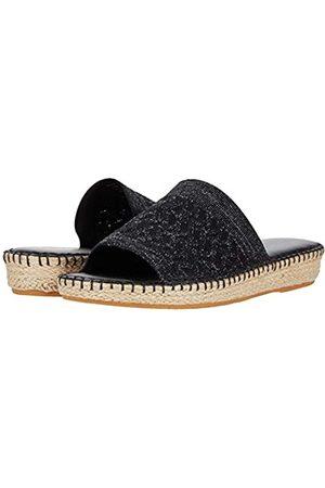 Cole Haan Damen CLOUDFEEL Stitchlite Espadrille Slide Sandale, Genevieve Webstich, und , Lite/Tonal Handstich/Nat Jute/Gum