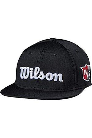 Wilson Herren Golf Tour Flat Brim Hat Mütze