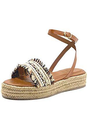 KAANAS Damen Kauai Flache Sandale