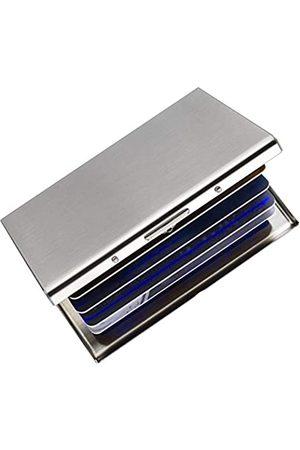AOMOJO RFID-Kreditkartenetui aus Edelstahl