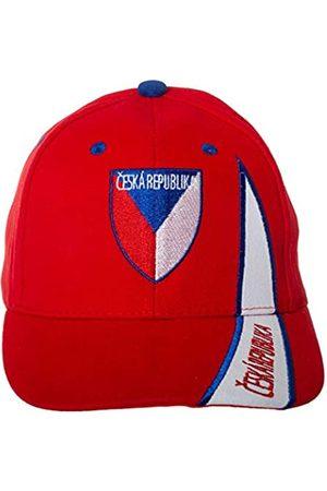 Artisan Owl Tschechische Republik National Pride Country Cap Hat – 100% Baumwolle Bestickt – Ceska Republik