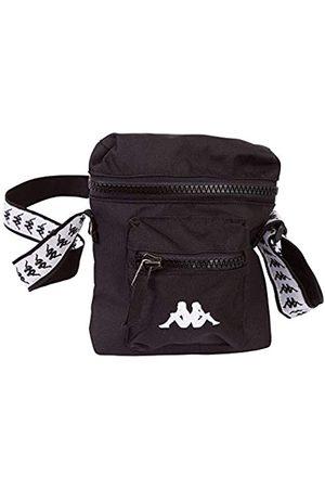 Kappa Godac Shoulder Bag 307104-19-4006; Unisex Sachet; 307104-19-4006; Black; One Size EU (UK)